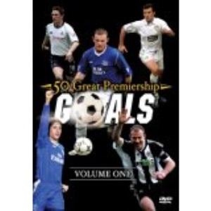 50 Great Premiership Goals - Vol. 1 [DVD]