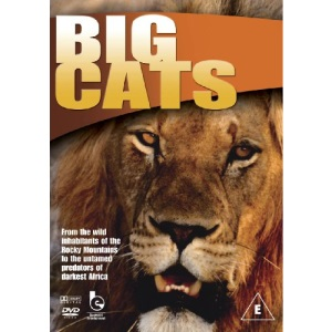 Wildlife - Big Cats [DVD]