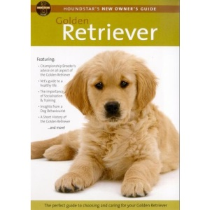 Houndstar's New Owner's Guide To The Golden Retriever [DVD]