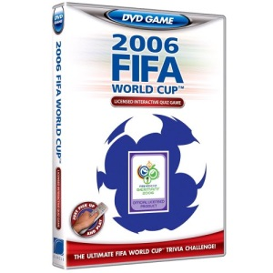 2006 FIFA World Cup Interactive Quiz Game [Interactive DVD]