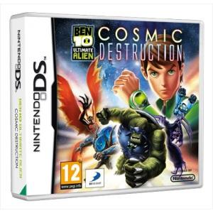 Ben 10 Ultimate Alien: Cosmic Destruction (Nintendo DS)