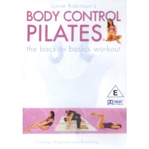 Body Control Pilates: the back to basics workout [DVD] [2007]