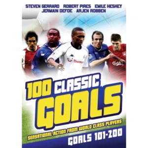 100 Classic Goals From the Premier League: Vol. 2 [DVD]