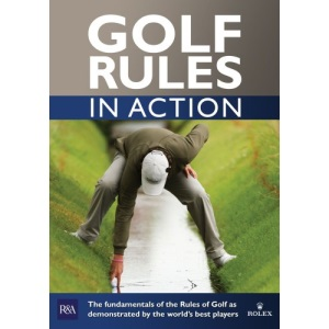 R&A Golf Rules in Action (2008-11 Edition) [DVD]