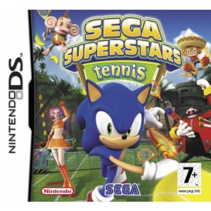 SEGA Superstars Tennis (Nintendo DS)