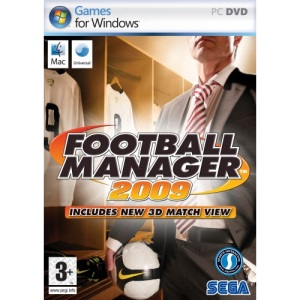 Football Manager 2009 (PC) (MAC)