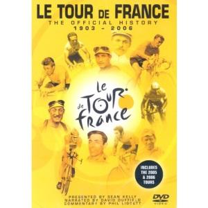 Official History Of The Tour De France - 1903-2006 [DVD]