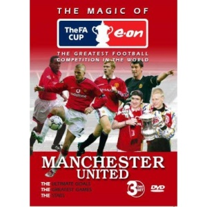 Manchester United - The Magic Of The FA Cup [DVD]