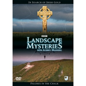 Landscape Mysteries - In Search of Irish Gold & Figures in the Chalk [DVD]