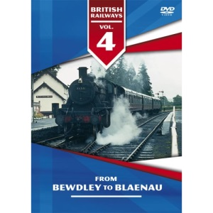 British Railways Volume 4 - Bewdley To Blaenau [DVD]