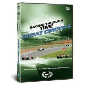 Racing Through Time - Great Circuits - Nurburgring, Silverstone & Monaco [DVD]
