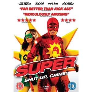 SUPER (2010) [DVD]