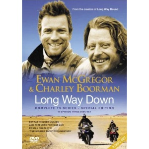 Long Way Down - Special Edition (3 Discs, 10 Episodes) [DVD] [2008]