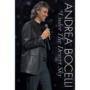 Andrea Bocelli: Under The Desert Sky - Live In Las Vegas [DVD] [NTSC]