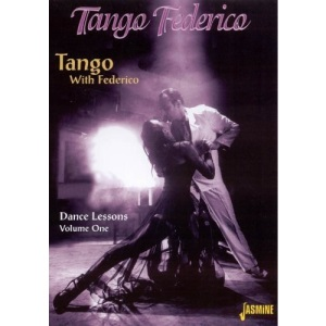 Tango with Federico Dance Lessons Vol. 1 (DVD)