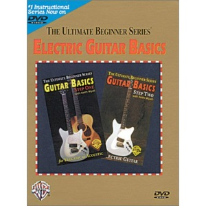 Ultimate Beginner: Electric Guitar Basics - Steps 1 And 2 [DVD]