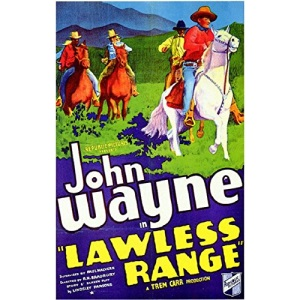 Lawless Range [DVD]