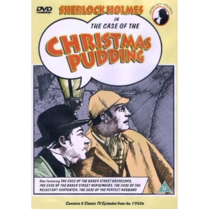 The Case of the Christmas Pudding [DVD]