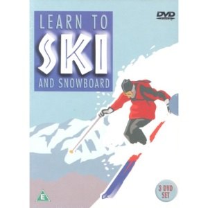 Learn To Ski And Snowboard [DVD]