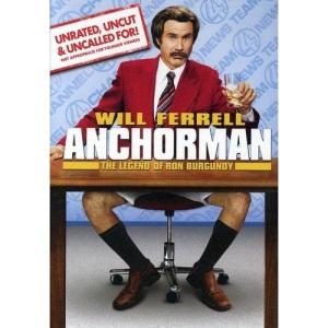 Anchorman: The Legend of Ron Burgundy [DVD] [2004] [Region 1] [US Import] [NTSC]