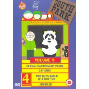 South Park: Vol. 9 [DVD]