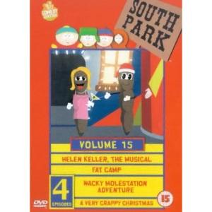 South Park: Vol. 15 [DVD]