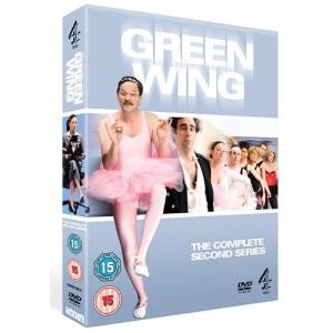 Green Wing Series 2 [DVD]