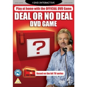 Deal or No Deal Interactive DVD Game (Starring Noel Edmonds) [Interactive DVD] [2006]