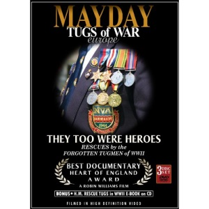 Mayday Tugs Of War [DVD]