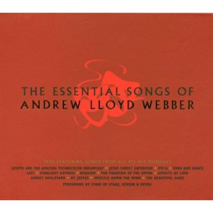 Essential Songs of Andrew Lloyd Webber