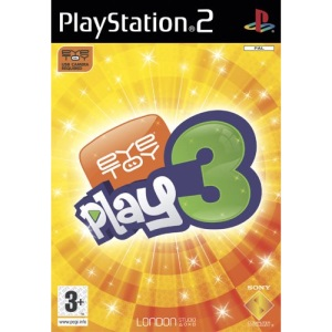 EyeToy Play 3 (Without Camera) (PS2)