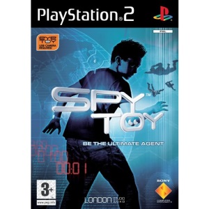SpyToy - EyeToy Camera Not Included (PS2)