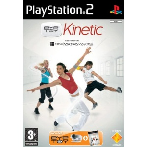 EyeToy: Kinetic (Camera Not Included)