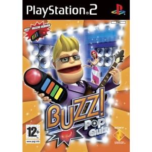 Buzz! Pop Quiz - Solus (PS2)
