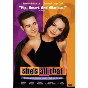 She's All That [DVD] [1999] [Region 1] [US Import] [NTSC]