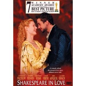 Shakespeare in Love [DVD] [1999] [Region 1] [US Import] [NTSC]