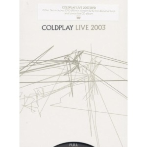 Coldplay  - Live 2003 (Special Edition) + Live CD [DVD]