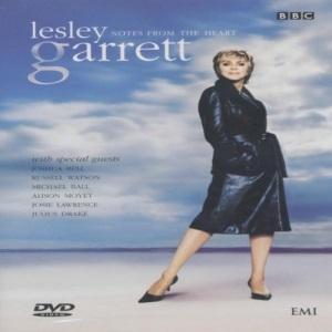 Lesley Garrett - Notes from the Heart (Ellis, BBC Co) [DVD]