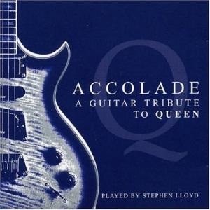 Accolade - A Guitar Tribute To Queen