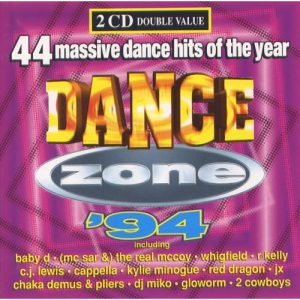 Various - Dance Zone 94 - [2CD]
