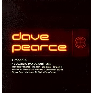 Dave Pearce Presents 40 Classic Dance Anthems Vol.1