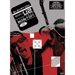 U2: Elevation Tour - Live In Boston [DVD] [2001]