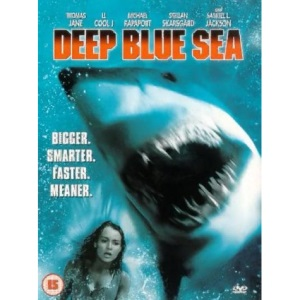 Deep Blue Sea [1999] [DVD]