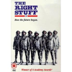 The Right Stuff [1984] [DVD] [1983]