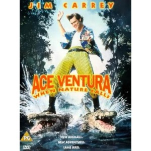 Ace Ventura - When Nature Calls (1995) [DVD]