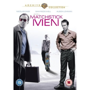 Matchstick Men [DVD] [2003]