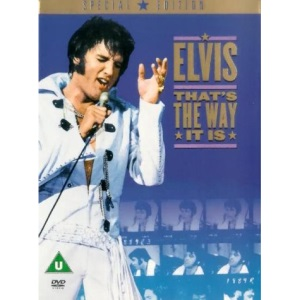 Elvis: That's The Way It Is [DVD] [1970]