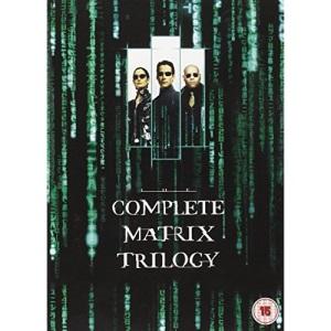 The Matrix Trilogy [DVD] [1999]
