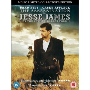 The Assassination Of Jesse James By The Coward Robert Ford (2 Disc Edition) [2007] [DVD]