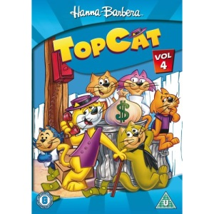 Top Cat: Volume 4 - Episodes 19-24 [DVD] [1962]